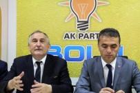 DEMOKRATİKLEŞME - Bolu Belediye Başkanı Alaaddin Yılmaz Açıklaması 'Hep Ders Aldığımız İçin Başarı Elde Ettik'