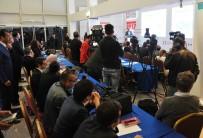 MUSTAFA AKIŞ - BYEGM, Referandum Basın Merkezleriyle Dünyada Bir İlke İmza Attı