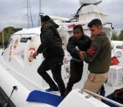 Çanakkale'de 28 Kaçak Göçmen Kurtarıldı