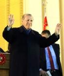 YEREL SEÇİMLER - Cumhurbaşkanı Erdoğan Açıklaması 'Anayasa Değişikliğiyle İlgili Tartışmalar Bitti'