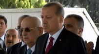 ENERJİ VE TABİİ KAYNAKLAR BAKANI - Cumhurbaşkanı Erdoğan Adnan Menderes'in Kabrini Ziyaret Etti