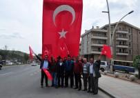 KEÇİÖREN BELEDİYESİ - Cumhurbaşkanı Erdoğan Ankara'da Heyecanla Bekleniyor