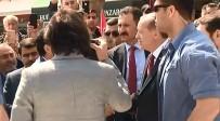 EYÜP SULTAN - Cumhurbaşkanı Erdoğan, Eyüp Sultan'ı Ziyaret Etti