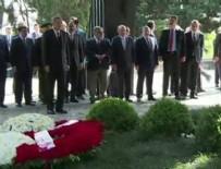 SEMRA ÖZAL - Cumhurbaşkanı Erdoğan, Özal, Menderes ve Erbakan'ın mezarlarını ziyaret etti