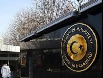 AGİT - Dışişleri Bakanlığı'ndan AGİT raporuna ilişkin açıklama