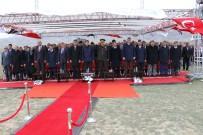 TEMEL ATMA TÖRENİ - Doğubayazıt İlçesinde 'Tarım Kampüsü' Temel Atma Töreni Yapıldı