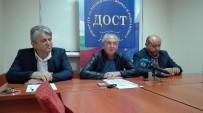 AHMET DOĞAN - DOST Partisi Genel Başkanı Mestan Açıklaması