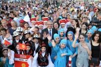 AÇILIŞ TÖRENİ - Dünya Çocukları Karşıyaka'da Buluşacak