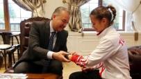 TÜRKİYE ATLETİZM FEDERASYONU - Edirneli Atlet Gözünü Olimpiyatlara Dikti