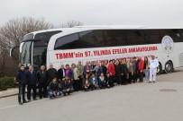 ANıTKABIR - Efeler Belediyesi 400 Vatandaşı Ankara'ya Taşıdı