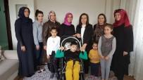 BEBEK ARABASI - Engelli Volkan Kaplan'a Sahip Çıkıldı