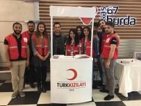 İNSAN VÜCUDU - Esas 67 Burda'dan Gönüllü Kan Bağışı
