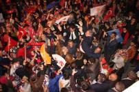 FARUK ÇATUROĞLU - Faruk Çaturoğlu Referandum Kararını Değerlendirdi