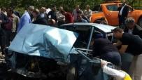 MESUT YILMAZ - Fatsa'daki Kazada Ölü Sayısı 2'Ye Çıktı