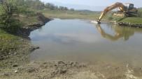 ERSOY ARSLAN - Gördes Ve Gölmarmara'da Göletler Temizlendi