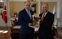 DİN EĞİTİMİ - İl Müftüsü Sula'dan Vali Azizoğlu'na Ziyaret