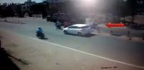 KURAL İHLALİ - Kamyon Motosikleti Ezdi Açıklaması 2 Ölü, 1 Yaralı