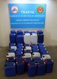 EROIN - Kapıkule'de Uyuşturucu Yapımında Kullanılan 1.5 Ton Asit Anhidrit Ele Geçirildi