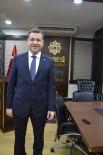 OLGUNLUK - Karesi Belediye Başkanı Yücel Yılmaz