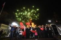 METIN ÇELIK - Kastamonu'da Referandum Sonucu Kutlandı