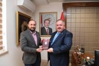 YAŞAR KARAYEL - Kayseri OSB Yönetimine Hayırlı Olsun Ziyaretleri Sürüyor