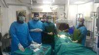 Niğde'de İlk Defa, Ameliyatsız Aort Damarı Tamiri Yapıldı