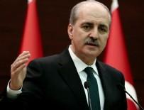Numan Kurtulmuş'tan kritik Erdoğan açıklaması