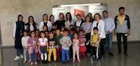 DİŞ FIRÇASI - Öğrenciler Gazipaşa Devlet Hastanesi'ni Gezdi