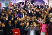 CEZAYIR - Osmanlı Ocakları 'Evet'i Kutladı