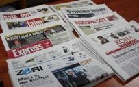 KOSOVA - Referandum Kosova Medyasında