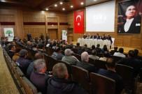 HIZMET İŞ SENDIKASı - Şehitkamil'de Toplu İş Sözleşmesi Heyecanı