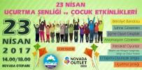 RECEP YAZıCıOĞLU - Söke'de Çocuklar 23 Nisan Coşkusunu Doyasıya Yaşayacak