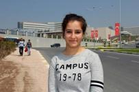 GENÇ KIZ - Sürekli Karnı Guruldayan Genç Kıza Yardım Eli Uzandı