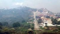 TERÖR YANDAŞLARI - Terör Yandaşlarının Yaktığı Turizm Cenneti Yeniden Alev Alev