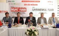 GAYRİMENKUL FUARI - Ticari Safari İle 300 Yatırımcı Bursa'ya Geliyor