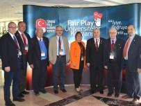 SAKARYA VALİSİ - TMOK Fair Play Üniversiteler Kervanı Sakarya Üniversitesi'nde