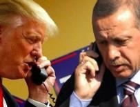 Trump'tan tebrik telefonu