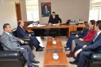 Vali Arslantaş, Sağlık Kuruluşlarını Ziyaret Etti