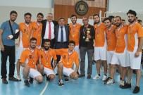 ZİYA GÖKALP - Voleybol Turnuvasının Finalistleri Belli Oldu