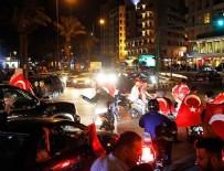 LÜBNAN - Yurt dışında en yüksek 'evet' oranı Lübnan'dan