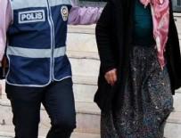 ELEKTRONİK KELEPÇE - 11 yaşındaki oğluna hırsızlık yaptıran anne yakalandı