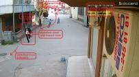 KAPKAÇ - 12 Yaşında Kızın Telefonunu Kapkaç Yapan Zanlıyı Güvenlik Kamerası Ele Verdi