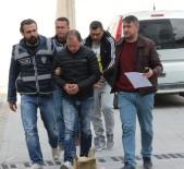 OTO HIRSIZLIK - 140 Bin Lira Çalan Kolombiyalı Hırsızlar Yakalandı