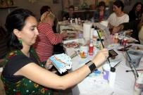 RESİM SANATI - 150 Yıllık Su Sarnıcı Sanat Atölyesine Dönüştü