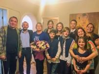 ULUBATLı HASAN - 23 Nisan Festivali'ne İlk Gelen Ülkeler 'Çekya Ve Lübnan'