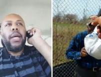 PENSILVANYA - Facebook'ta canlı yayında adam öldürdü!