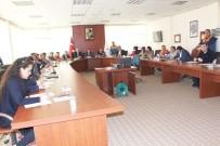 AZEZ - AFAD'da 6 İlin Katılımı İle Toplantı Yapıldı