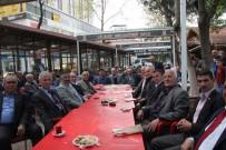 SERKAN YILDIRIM - AK Parti Bilecik Merkez İlçe Başkanı Serkan Yıldırım Muhtarlarla Bir Araya Geldi