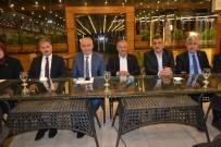 MUSTAFA ŞAHİN - AK Parti'de Teşekkür Toplantısı
