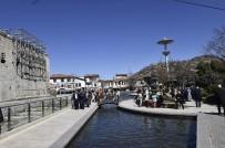 HACI BAYRAM - Ankara'nın Tarihi Mekanları Cep Telefonlarında